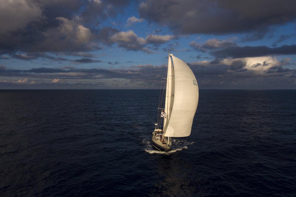 Offshore Sailing Adventures   Atlantic Ocean '18 // Landfall in Madeira