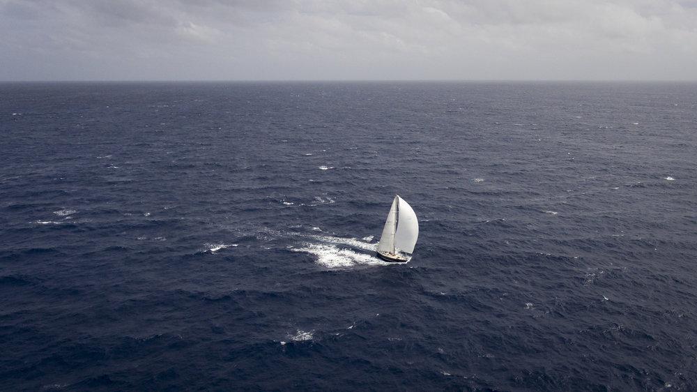 ISBJORN Trans-Atlantic p. 4 // Roll the ol' Chariot Along