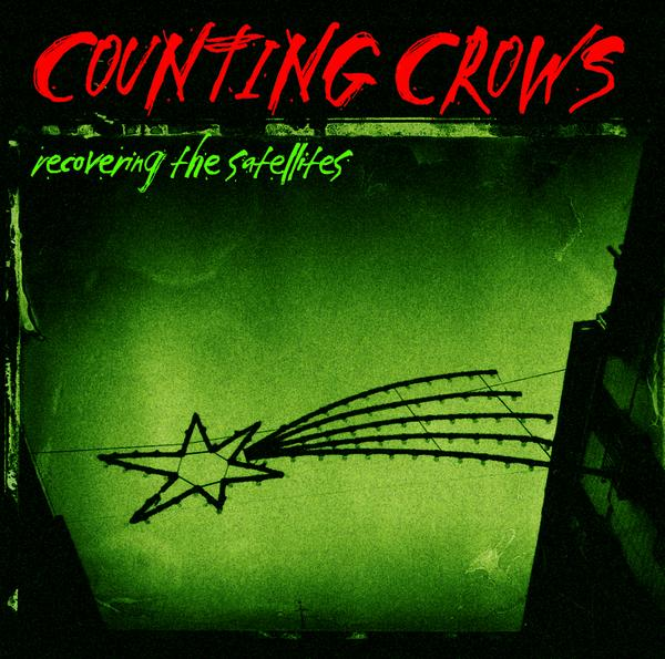 Counting Crows - Recovering the Satillites