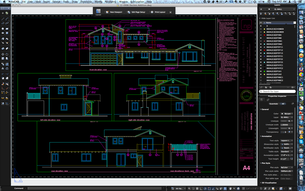 Cad A Journey In Time Part 2 Neal A Pann Architect