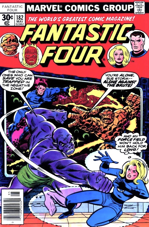 Fantastic Four - vol. 1 issue 182