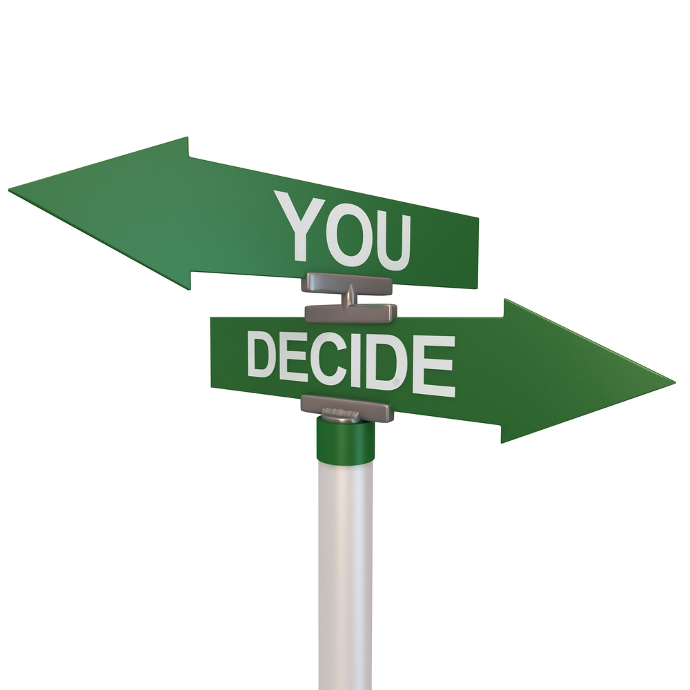 how to make a decision when you can t decide