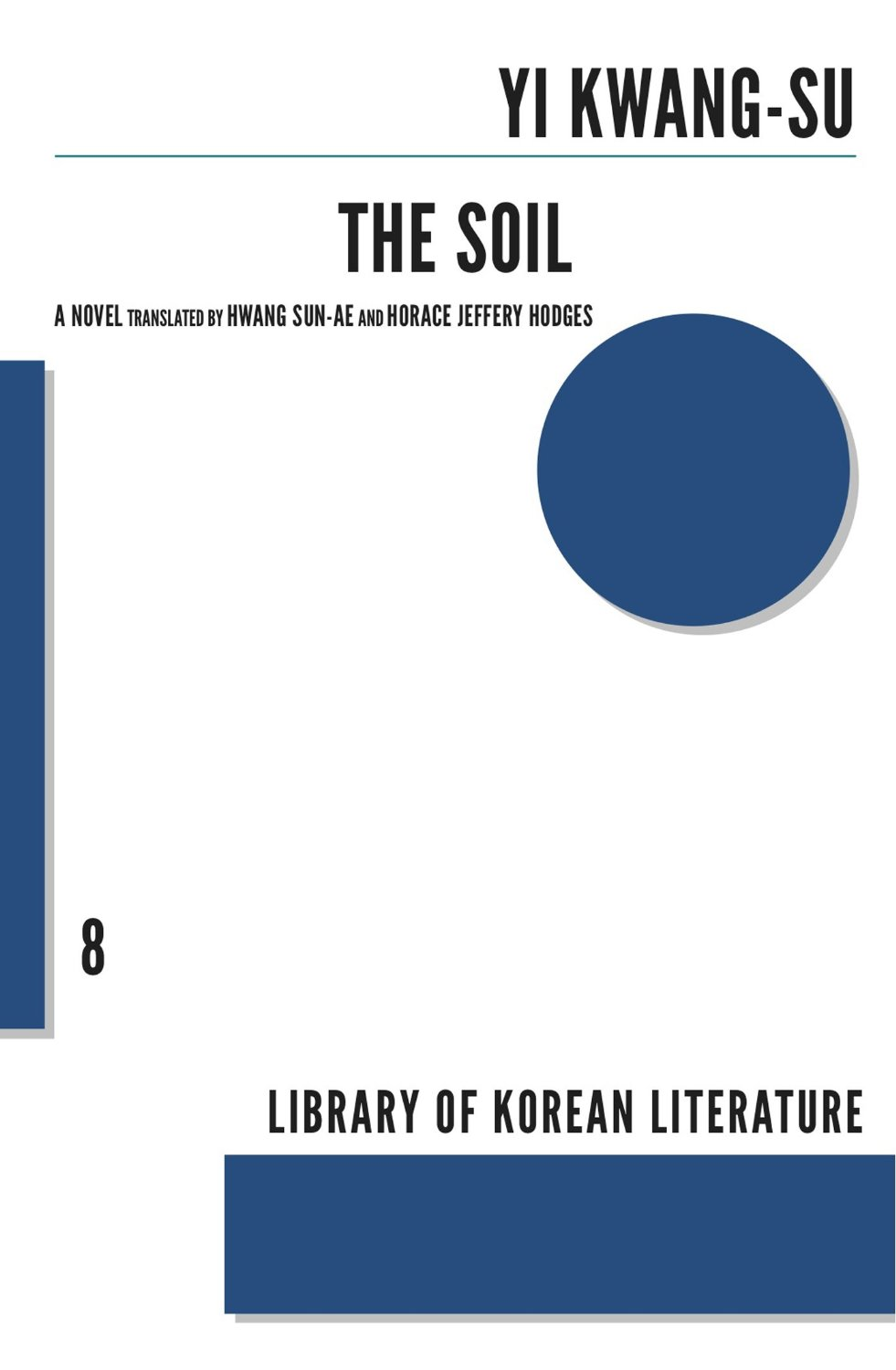 by Yi Kwang-su, translated from KOREAN by Hwang Sun-ae & Horace Jeffery Hodges