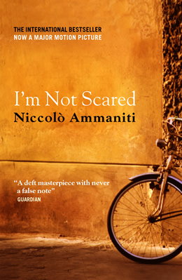 im not scared by niccol ammaniti essay