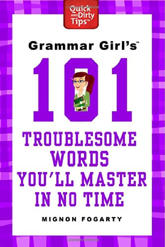 grammar girl troublesome words.jpg