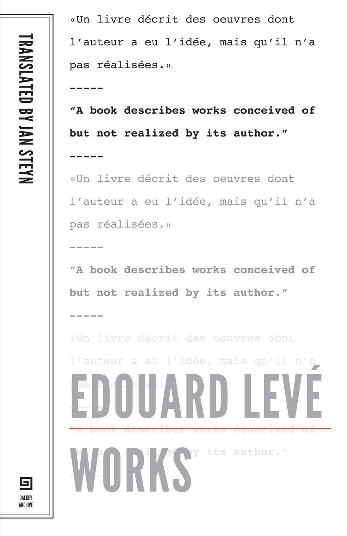 works edouard levé.jpg