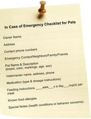 emergency checklist.JPG