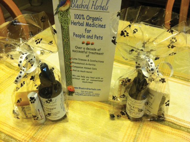 Bluebird Herbals Daily Doggie and Kitty Tonic
