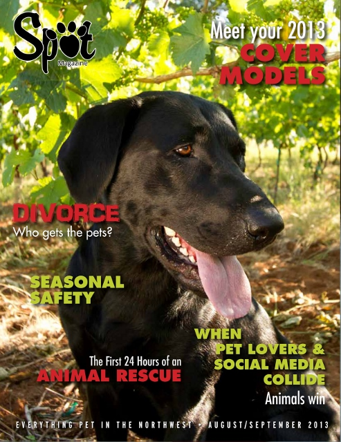 Our August/September 2013 Issue