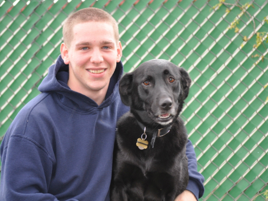 Homeless Dogs + Incarcerated Youth = 25 years of success