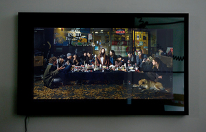 Last Supper Framed.jpg