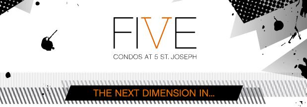 Five Condos @ St. Joseph