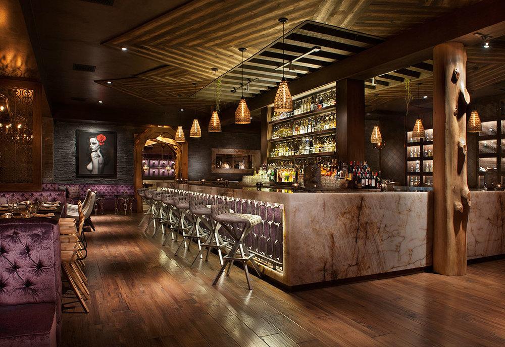 Toca Restaurant - Ritz Carlton Residences Toronto