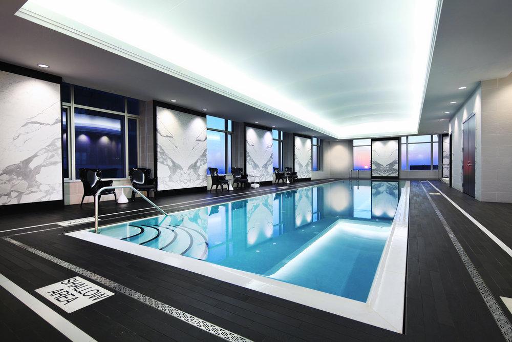St Regis Pool