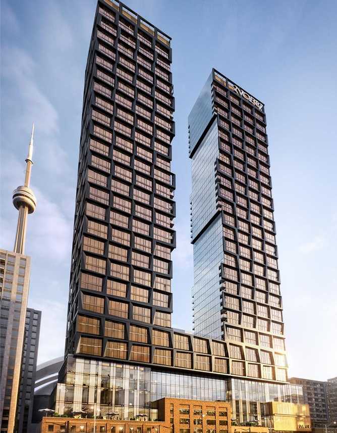 NOBU RESIDENCES  - RISING ABOVE IT ALLIn a world-class city, in the heart of the Entertainment District: Nobu Residences Toronto. Residences. Restaurant. Hotel.Experience the ultimate destination. An exclusive curated lifestyle. A place to call home.