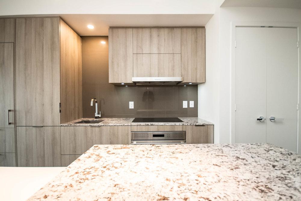 Granite Counter-tops - Ciccone Simone Designed Kitchen