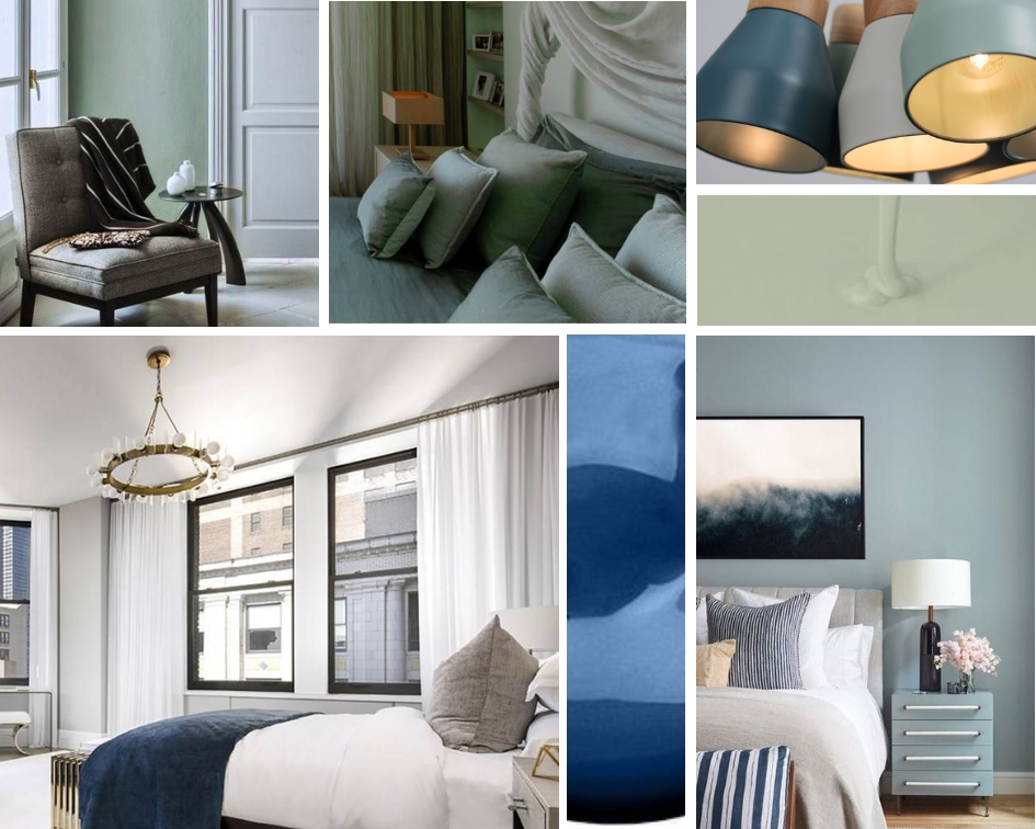 Clockwise from top left: 1. Room for Tuesday 2. Gulf Sotheby's International Realty 3.    Made    4. Glidden 5. Apartment Therapy 6. Houzz 7. Sotheby's International Realty – Downtown Manhattan Brokerage