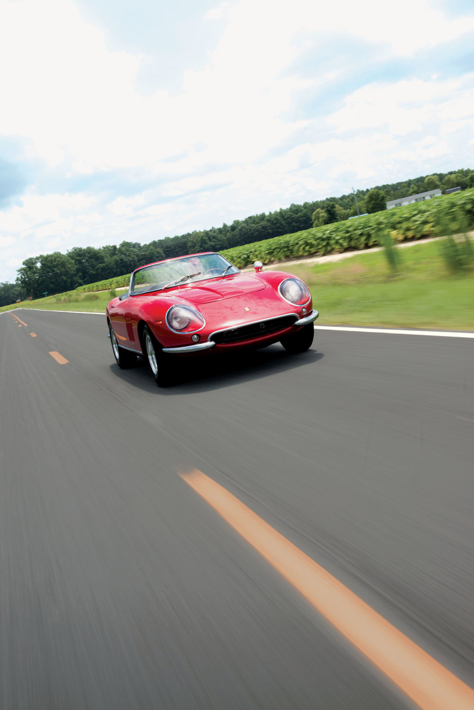 1967 Ferrari 275 GTB/4*S N.A.R.T. Spider by Scageltti