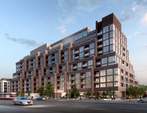Graywood's Scout Condos is being developed on St. Clair West