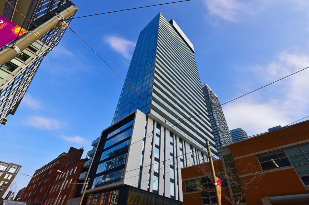 Suite 1106-11 Charlotte Street Toronto | King Charlotte Condos