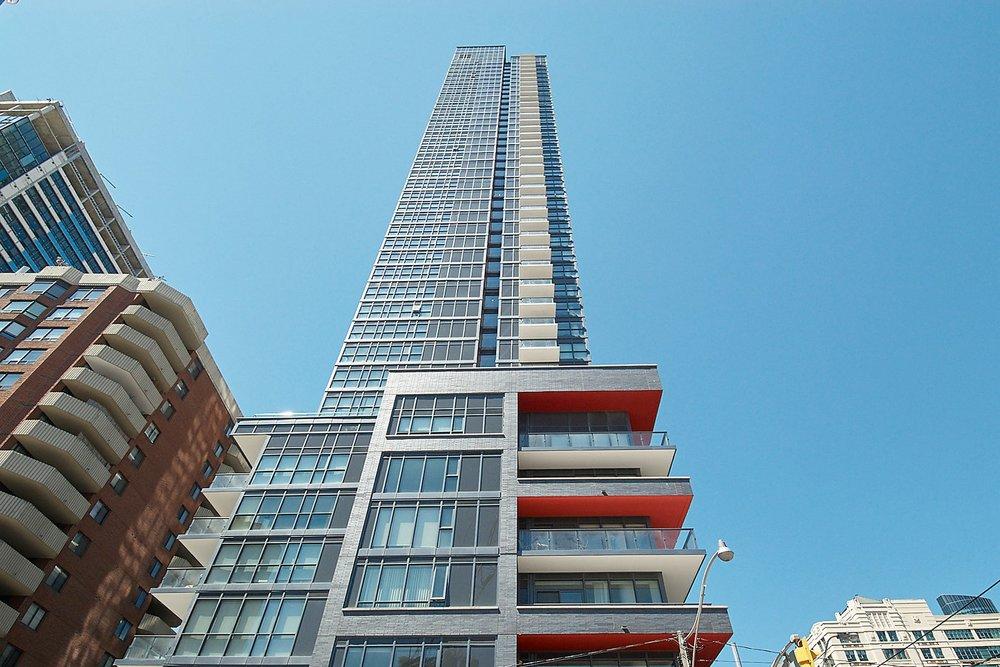 Suite 3602 at Pace Condos - 159 Dundas St E Toronto