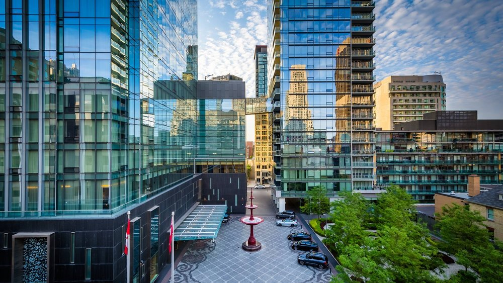 Recently Sold | Suite 501 at The Four Seasons Private Residences - Introducing a rare opportunity at the Four Seasons. A spacious one bedroom plus den suite has arrived in one of the most sought after buildings in Toronto. Schedule your complimentary tour through the link below.Click here to view suite 501