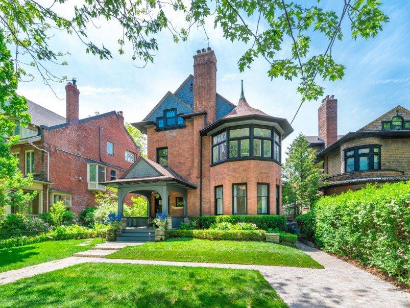 rosedale luxury real estate toronto-sothebys international realty canada