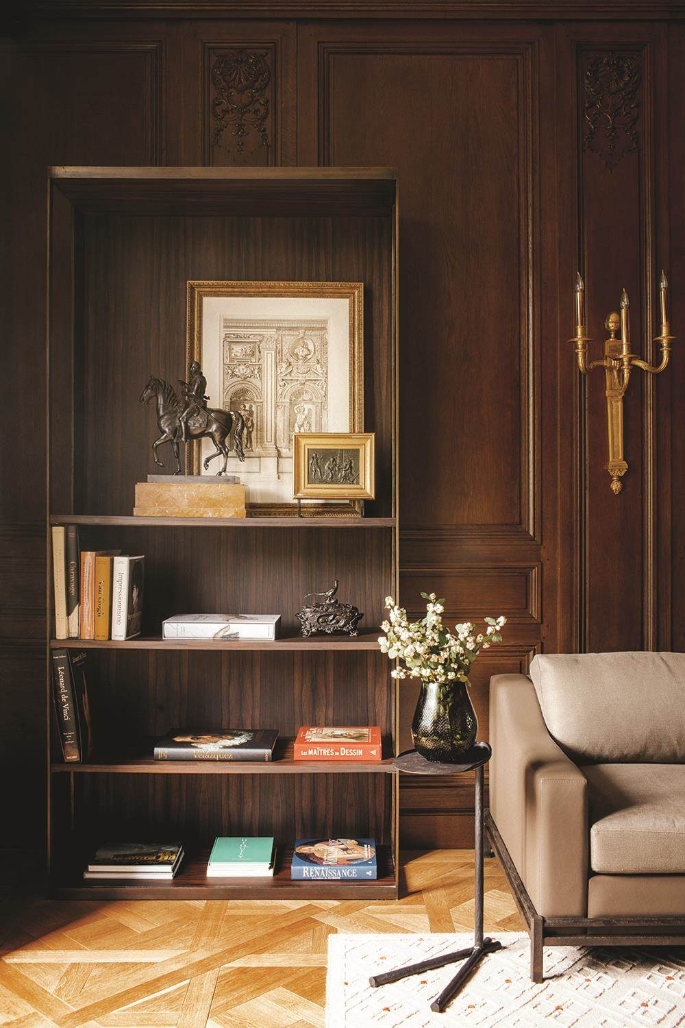 Decorating Like a Parisian - It's All About Eclecticism and Paying Homage to the Past