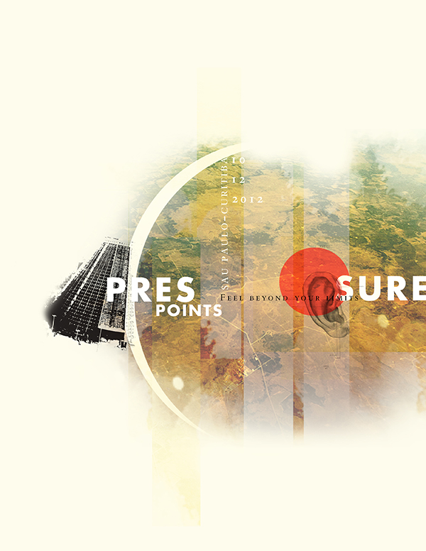 PRESSURE POINTS Branding, Awareness Campaign