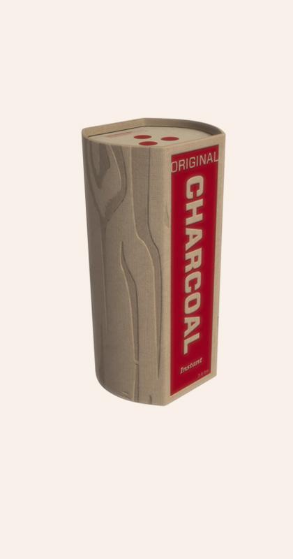 ORIGINAL CHARCOAL Packaging, Branding