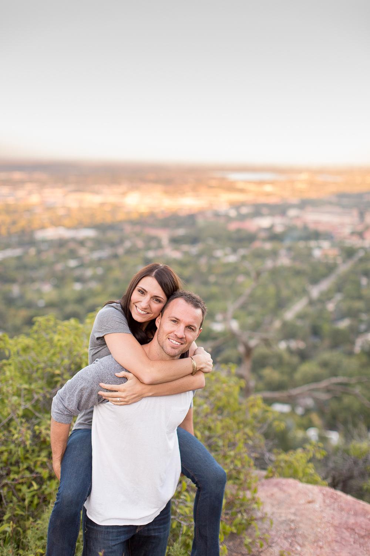 Chautauqua Park Colorado Engagement Photography - Aaron ...