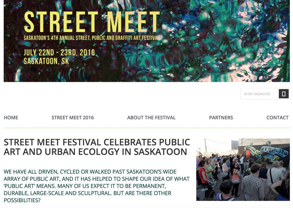2013-14: Street Meet