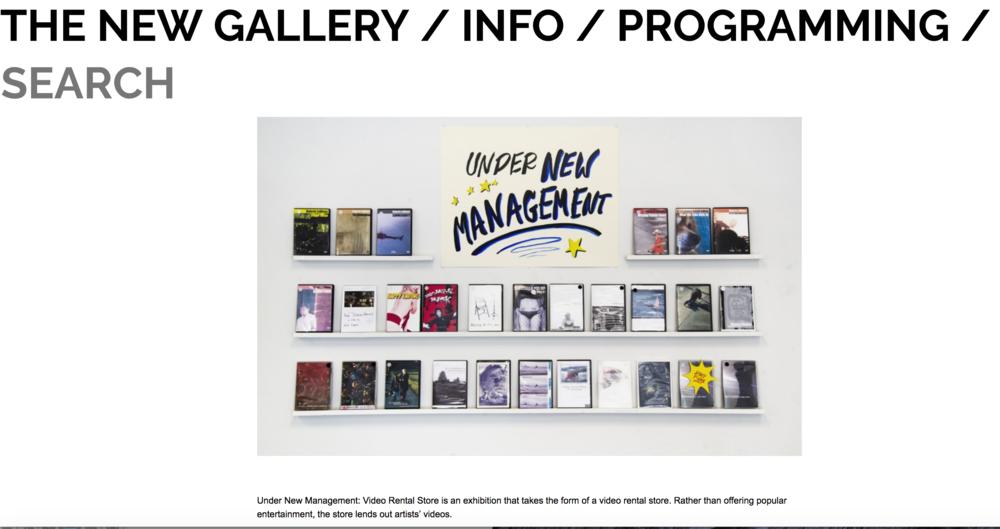 2013-16: Under New Management