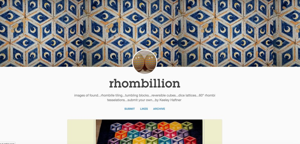 2016-Ongoing: Rhombillion