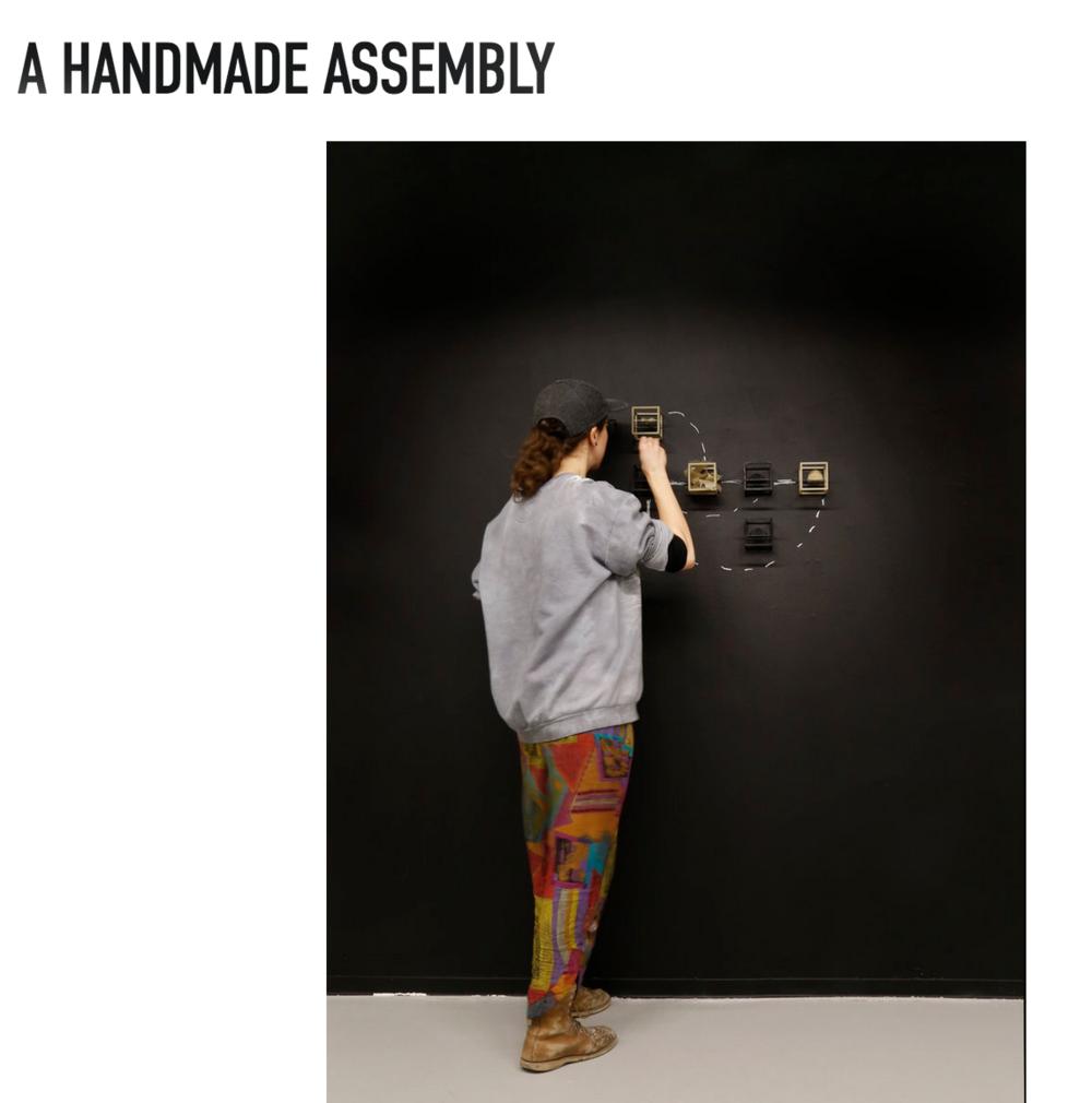 2017: A Handmade Assembly