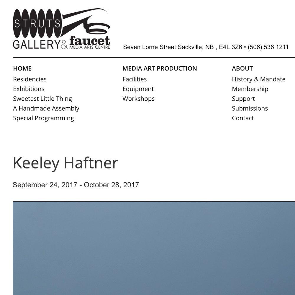 2017: Open Studio Residency