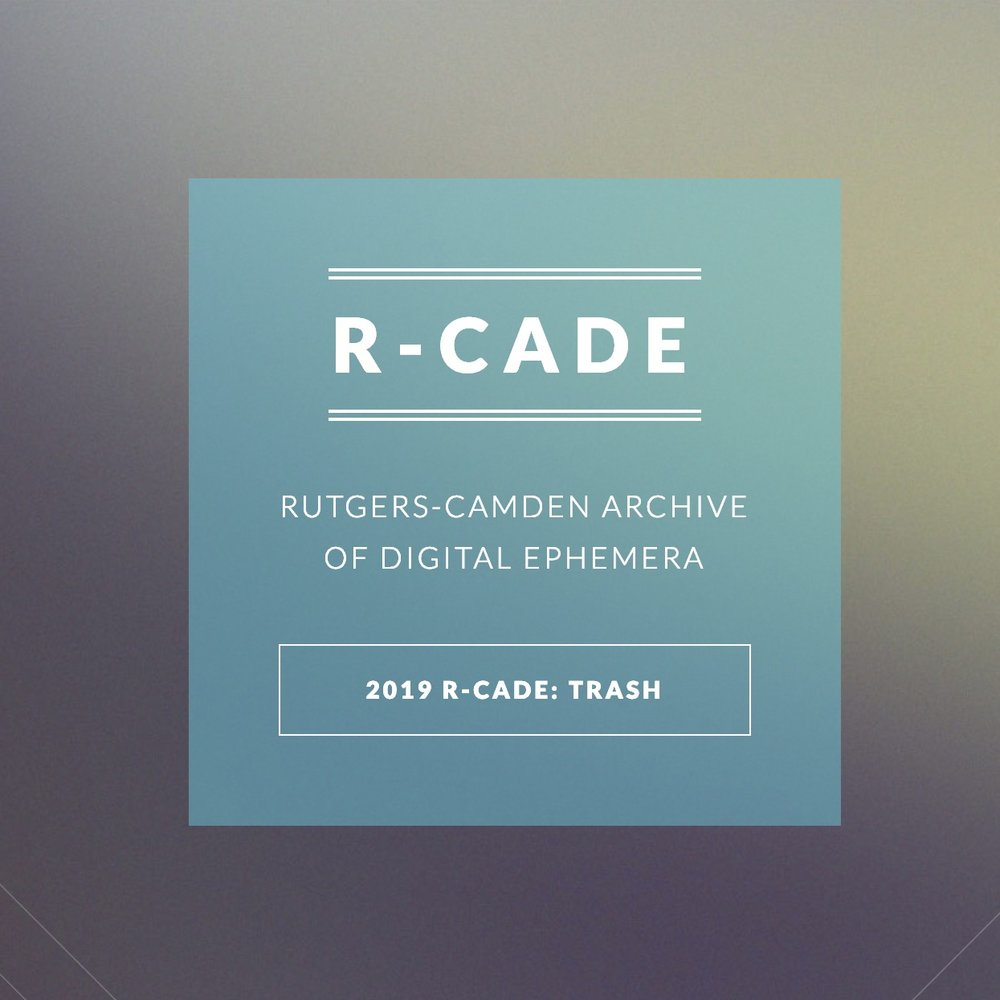 2019: R-Cade Symposium