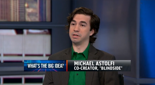 Michael & Aaron discuss BlindSide on MSNBC's Live with Craig Melvin: What's the Big Idea?