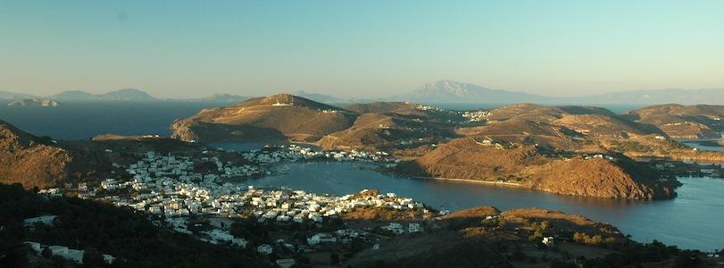 island of patmos
