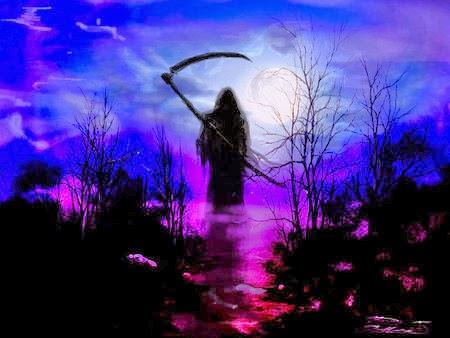 rev. 14.19 - reaper