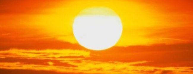 rev. 16.8 - scorching sun
