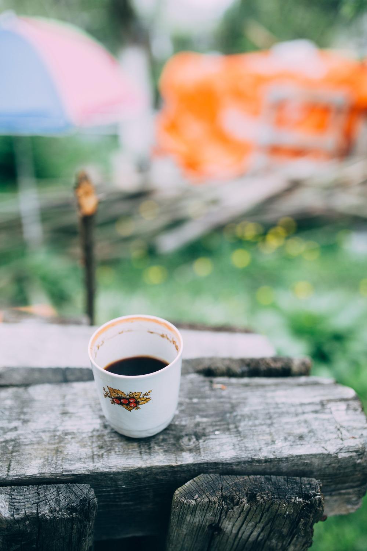 Dacha coffee.