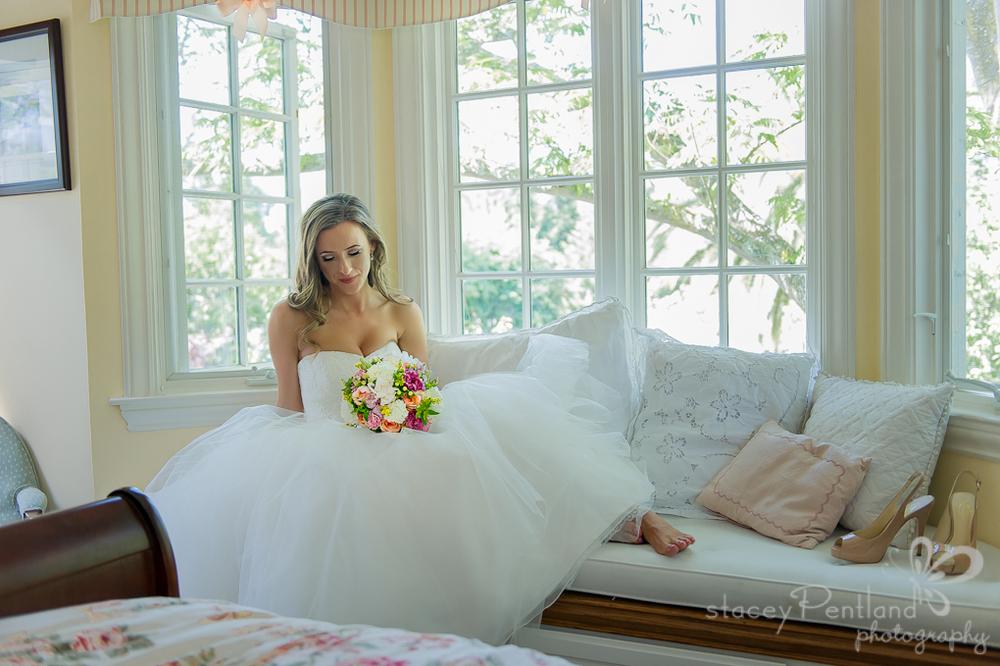charming backyard garden wedding | laura + bo | redwood city, ca ...