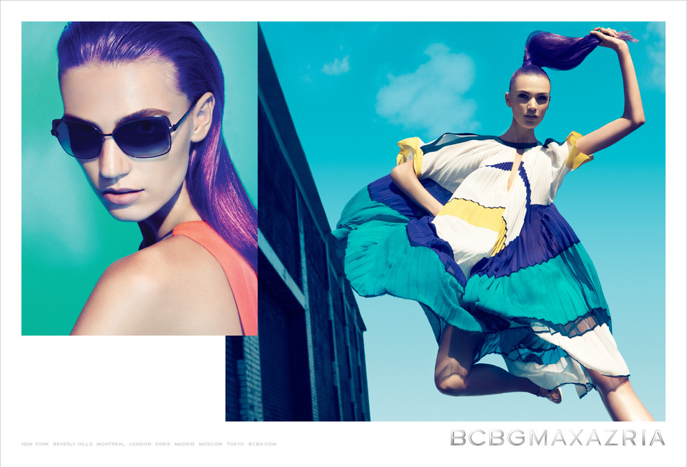 Spring 2012 Campaign