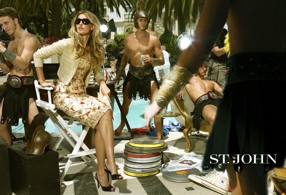 A gency: Lipman Photography: Mario Testino Art Direction: Alisha Goldstein