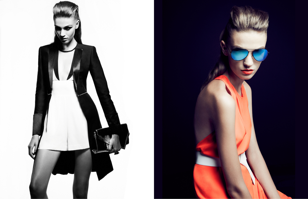 Photography: Alisha Goldstein Styling: Elizabeth Sulcer Hair: Patricia Morales