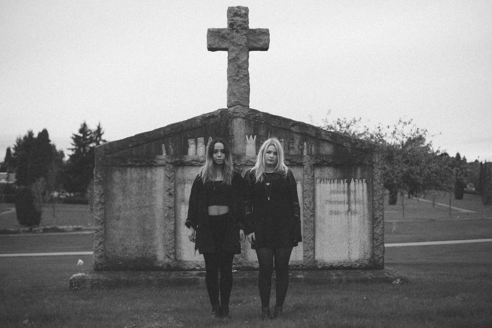 my cemetary babes
