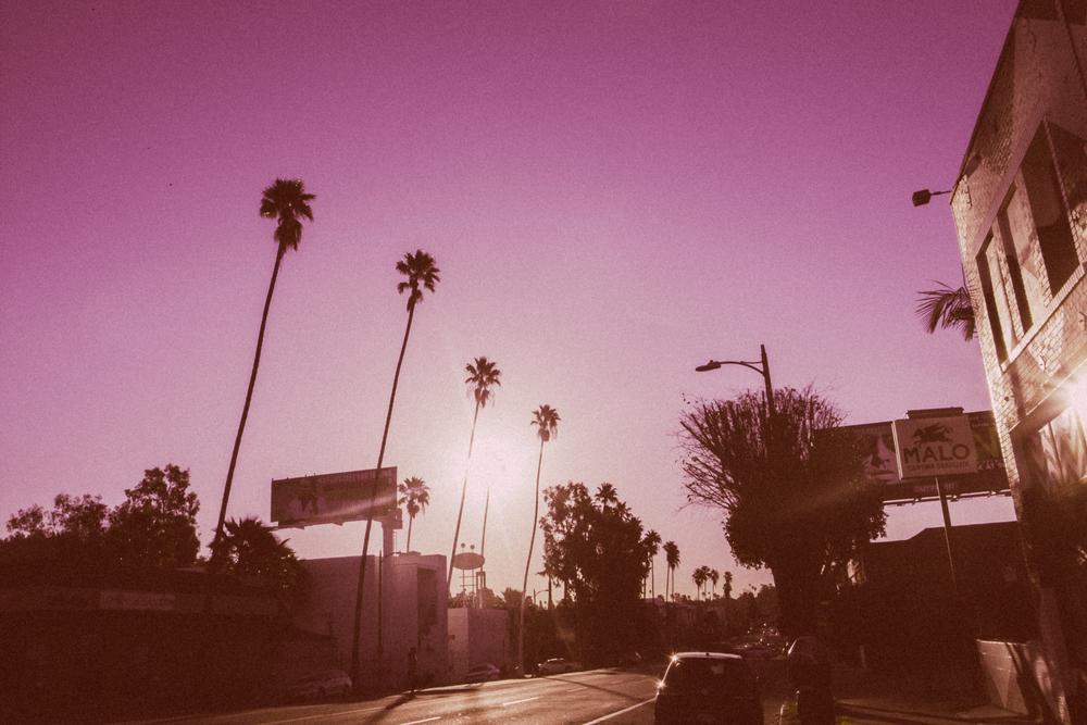 a week in LA