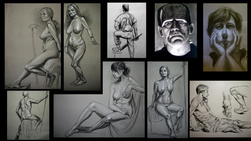 Figure & Portrait studies