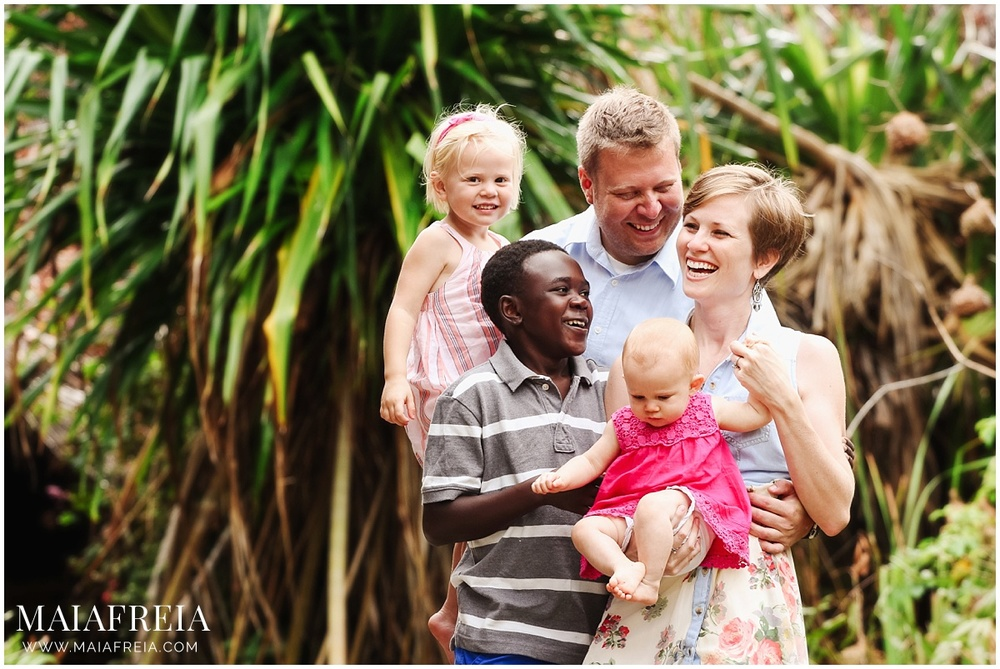 русскоговорящие фотограф в Кении Turtle Bay Beach Resort Watamu - Family Photoshot